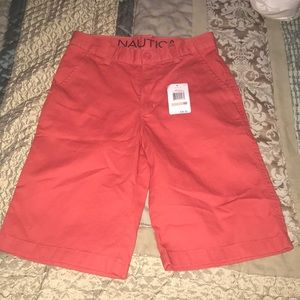 Nautica size 12 regular shorts new with tag